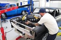 001 1963 Nova TEN Pro Touring B8 Schwartz Chassis Holley Eddie Motorsports Falken American Legend Church Boys