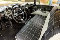 24 1955 Chevy Post Sedan Gorzich Interior