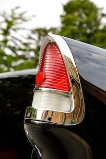 40 1955 Chevy Post Sedan Gorzich