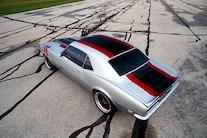 019 1968 Pro Touring Camaro Silver Small Block