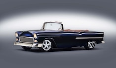 02 1955 Chevy Convertible Gabriel Three Quarter