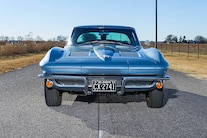 03 1963 Corvette Coupe C2 Split Window Fuel Injected Walters