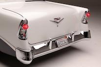 07 1956 Chevy Bel Air Hard Top Custom Cervantes Rear End