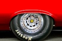 008 1970 Nova Pro Street Red Nitrous