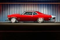 005 1970 Nova Pro Street Red Nitrous