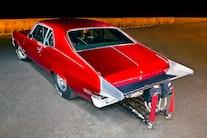 003 1970 Nova Pro Street Red Nitrous