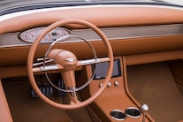 14 1955 Chevy Convertible Gabriel Steering Wheel