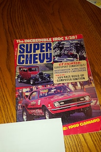 014 March 1985 Super Chevy Magazine