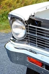 023 1967 Chevy Nova Ss Gasser
