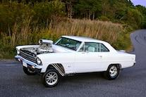 003 1967 Chevy Nova Ss Gasser