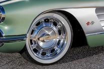 05 1958 Corvette Convertible LS Chapman