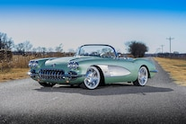 03 1958 Corvette Convertible LS Chapman