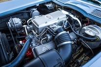 27 1963 Corvette Coupe C2 Split Window Fuel Injected Walters
