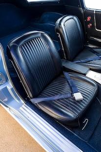 19 1963 Corvette Coupe C2 Split Window Fuel Injected Walters