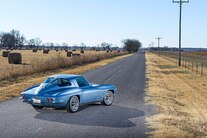 15 1963 Corvette Coupe C2 Split Window Fuel Injected Walters