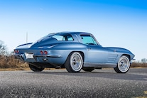 12 1963 Corvette Coupe C2 Split Window Fuel Injected Walters
