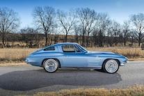 02 1963 Corvette Coupe C2 Split Window Fuel Injected Walters