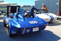2018 SVRA Corvettes Sebring International Raceway 011