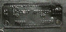 036 Old School 1967 Chevelle Street Machine