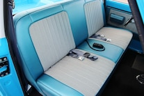 1969 Chevy C10 Aaron Welle Rear Seats