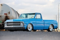 1969 Chevy C10 Aaron Welle Three Quarter