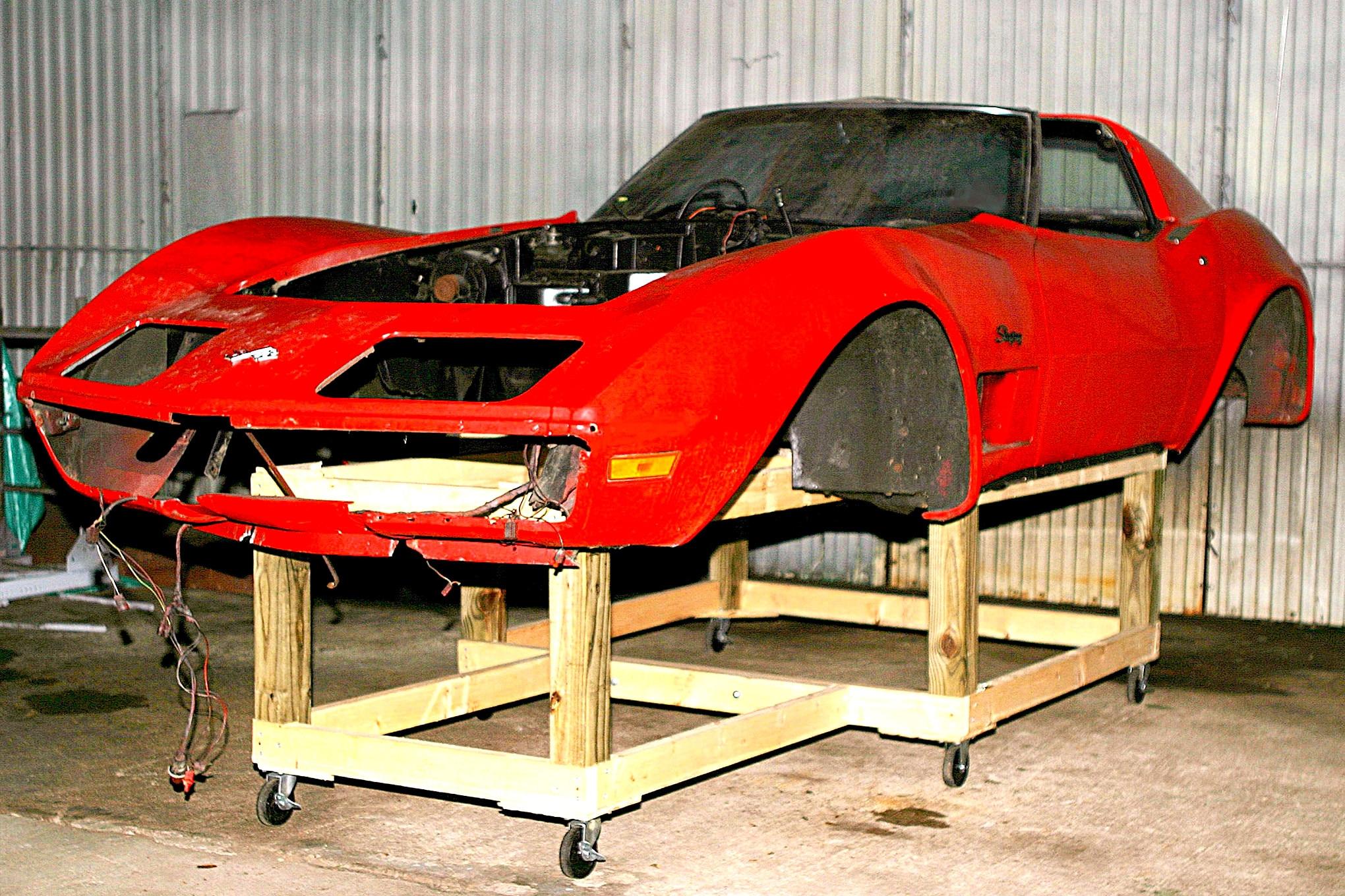 1968-1982 Corvette Headlight Rebuild Does Both Sides Major