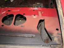 013 Nelson 1969 Yenko Chevelle Package Tray Masking Line