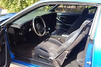 011 1985 Chevrolet Camaro Driver Side Interior