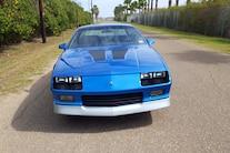 007 1985 Chevrolet Camaro Front