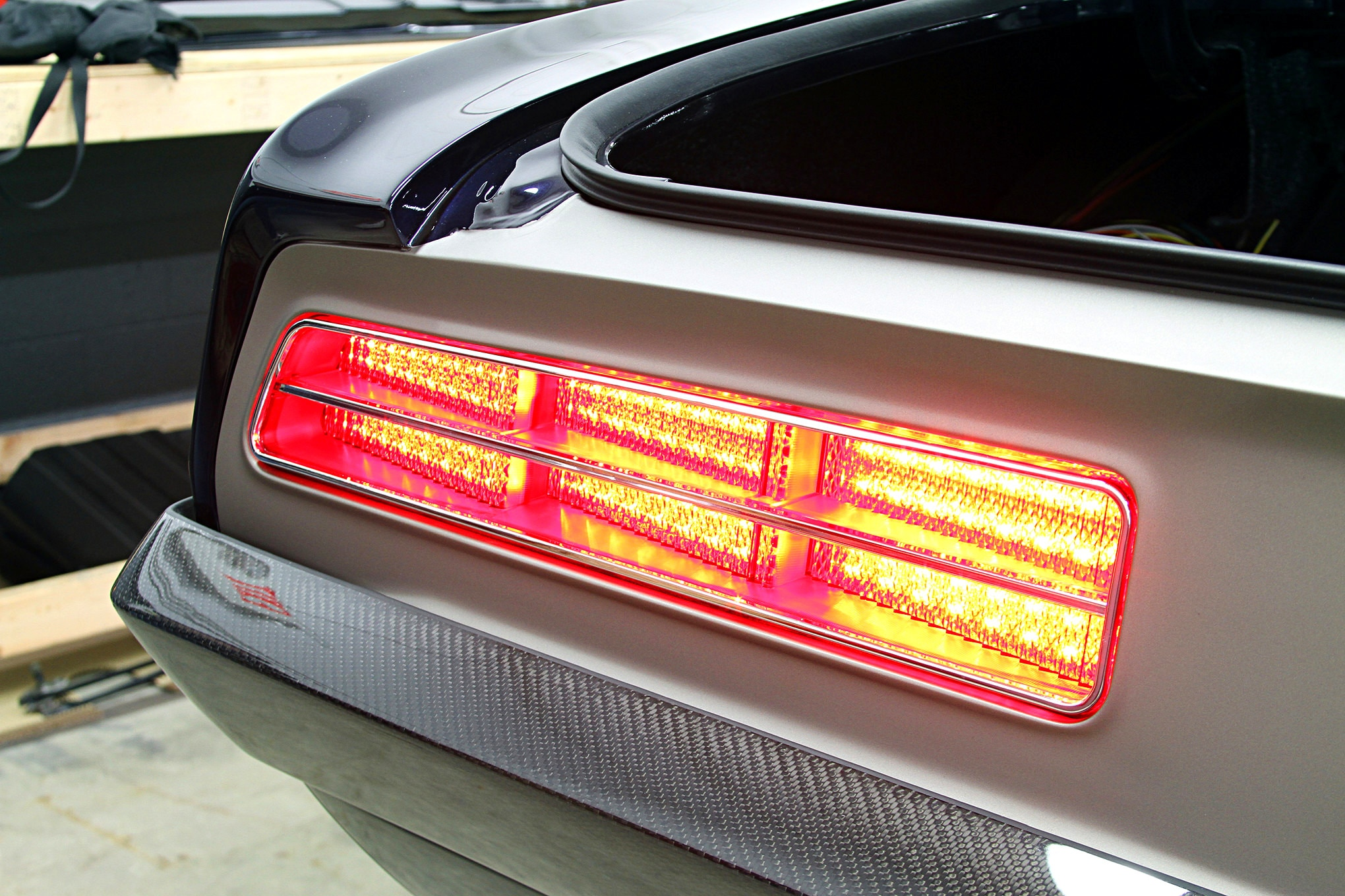 001 1969 Camaro Led Taillight Installation