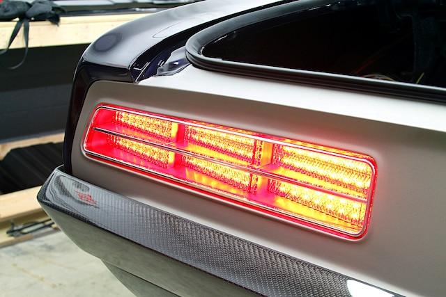 001 1969 Camaro Led Taillight Installation