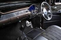 019 1957 Chevrolet Bel Air Four Door ZZ502 Big Block Right Hand Drive