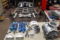 051 1966 Chevelle Brauns Motorsports Fabricated Chassis