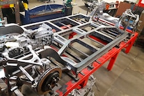 049 1966 Chevelle Brauns Motorsports Fabricated Chassis