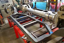 043 1966 Chevelle Brauns Motorsports Fabricated Chassis