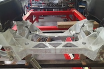 034 1966 Chevelle Brauns Motorsports Fabricated Chassis