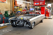 028 1966 Chevelle Brauns Motorsports Fabricated Chassis