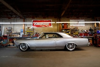 015 1966 Chevelle Brauns Motorsports Fabricated Chassis