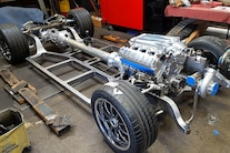 008 1966 Chevelle Brauns Motorsports Fabricated Chassis