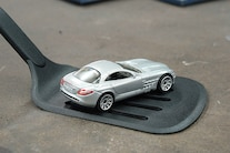 001 Toy Car On Spatula