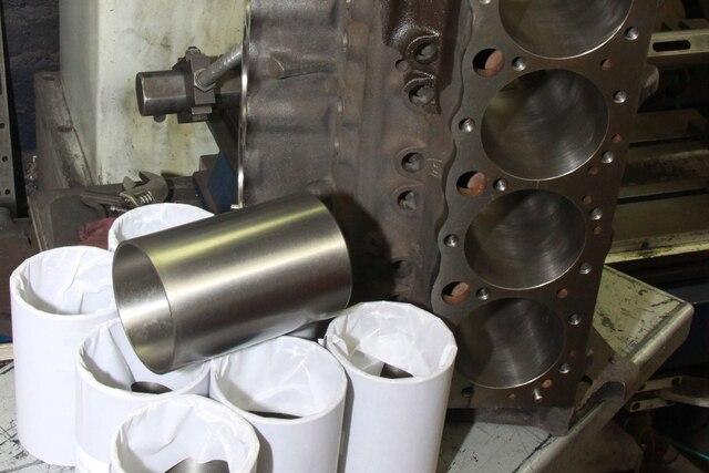 01 Corvette Cylinder Block Sleeve Summit