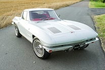 06 1963 C2 Corvette Coupe Sting Ray Mitchell Motor Trend