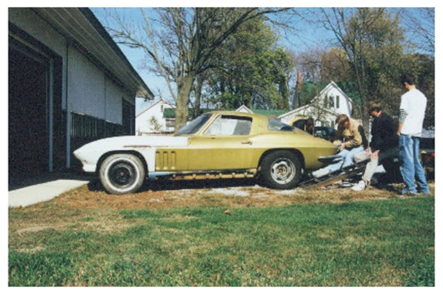 RareFinds 1965 Corvette Heasley 001