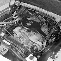 002 1966 Chevrolet Impala Ss427 Engine