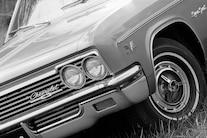 005 1966 Chevrolet Impala Ss427 Front Fender