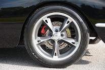 1959 Chevy Corvette Wheel
