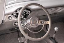 06 1955 Chevrolet 210 Sedan Post Bugjaski Steering Wheel