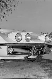 005 1969 Chevrolet Corvette Convertible L88 Open Headlights