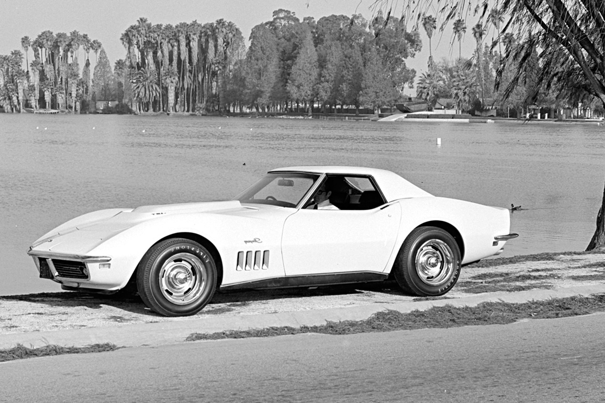 "Vintage Road Test: 1969 L88-Powered Chevrolet Corvette will ""Eat Its Competition"""