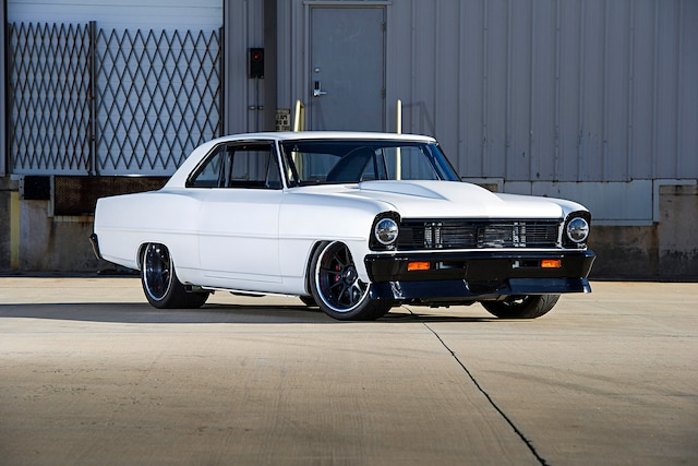 1966 Pro Street Nova Street Machine 001